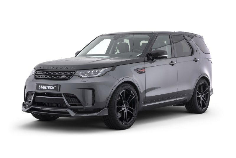 Land Rover Discovery от мастеров Startech » Автомобили и тюнинг